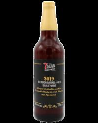 2019 Bourbon Barrel-Aged Barleywine 4