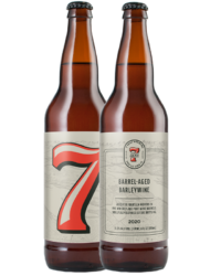 2020 Bourbon Barrel-Aged Imperial Stout 1