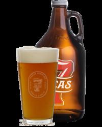 Cutt's Amber Ale 1