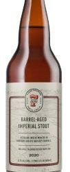 2020 Bourbon Barrel-aged Barley Wine 1