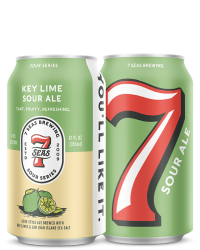 Key Lime Sour Ale - coming soon