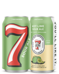 Key Lime Sour Ale - COMING FALL